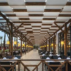 رستوران لانج اسنک