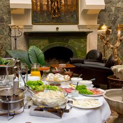 رستوران هتل بوتیک ویلا متیبی