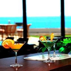 رستوران و بارهای هتل جندر