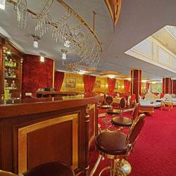 رستوران و بارهای هتل بست وسترن آنتآ پلس