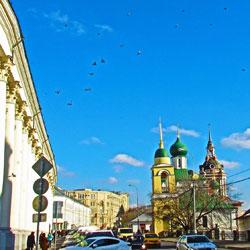خیابان اولیتسا واروارکا