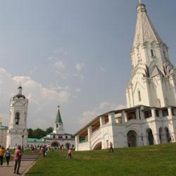 موزه معماری و تاریخی کولومنسکویه