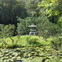 باغ گیاه شناسی آکادمی علوم