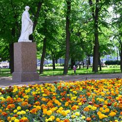 باغ الکساندر سن پترزبورگ (الکساندرفسکی سد)