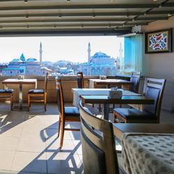 رستوران هتل رومی