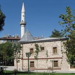 مسجد جامع و آرامگاه شمس تبریزی