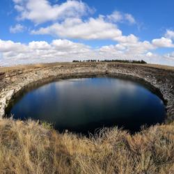 دریاچه گودال ها (ابروک)