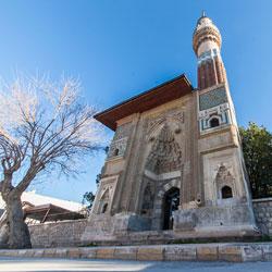مسجد جامع و حوزه صاحب عطا
