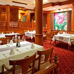 رستوران تای ارکید