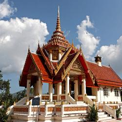 معبد وات پرا تانگ