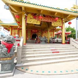 معبد کیو تین کنگ در پوکت
