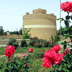 برج کبوترخانه میبد