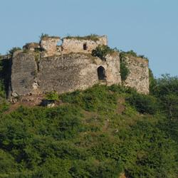 قلعه صلصال لیسار (قلعه سلسال)