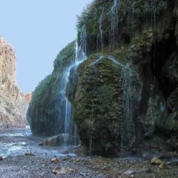 آبشار آسیاب خرابه جلفا