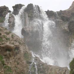 آبشار شیخ علی خان