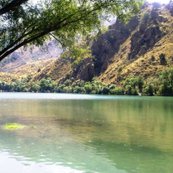 دریاچه مارمیشو