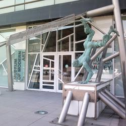 موزه هنرهای مدرن باکو