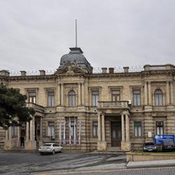 موزه ملی هنر جمهوری آذربایجان