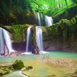 هفت آبشار (آبشار تیرکن)