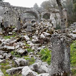 شهر باستانی پیسایدیا