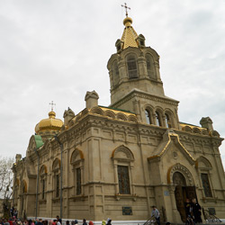 کلیسای مر به دستان مقدس