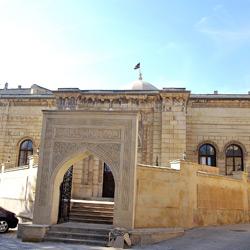 مسجد جوما باکو (شهر قدیمی)