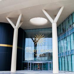 مرکز خرید پورت باکو