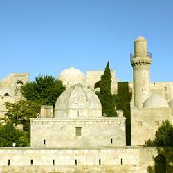 کاخ شروانشاهان