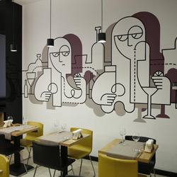 رستوران هتل نوا ایروان