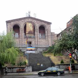 خانه موزه هومانس تومانیان
