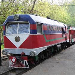 پارک راه آهن کودکان