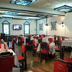 رستوران هتل آرارات