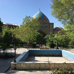 مسجد جامع کبود ایروان (مسجد ایرانی ها)