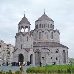 کلیسای تثلیث مقدس ایروان