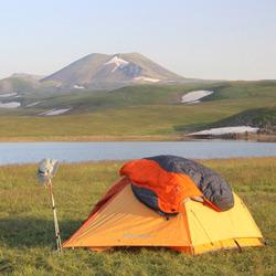 کمپینگ در ارمنستان