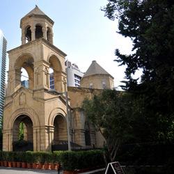 کلیسای گریگور روشنگر مقدس