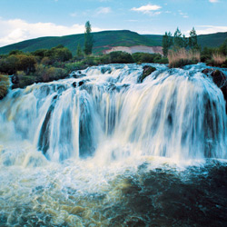 آبشار های مرادیه