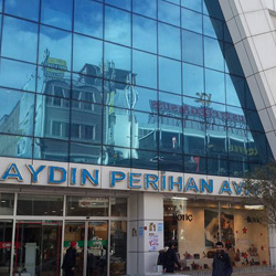 مرکز خرید آیدین پریهان