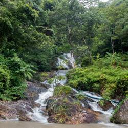 آبشار بانگ وان