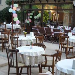 رستوران و بار هتل تریانا