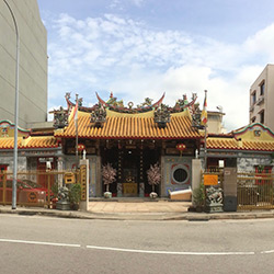 معبد لئونگ سان سی