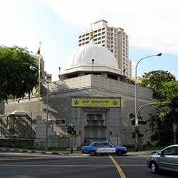 معبد سنترال سیک