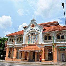 موزه تمبر شناسی سنگاپور
