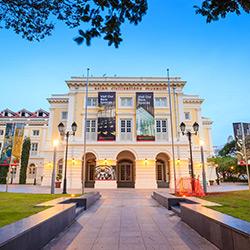 موزه تمدن های آسیایی