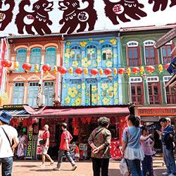 مرکز آثار چینی سنگاپور