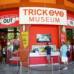 موزه تریک آی سنگاپور