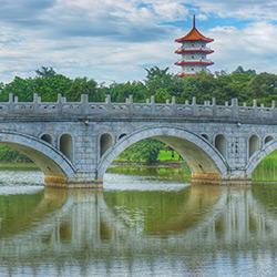 باغ چینی و باغ ژاپنی سنگاپور