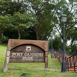 فورت کانینگ پارک