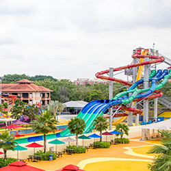 پارک آبی وایلد وایلد وت سنگاپور