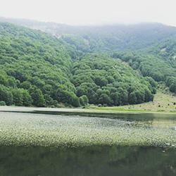 دریاچه بره سر (دریاچه ویستان)